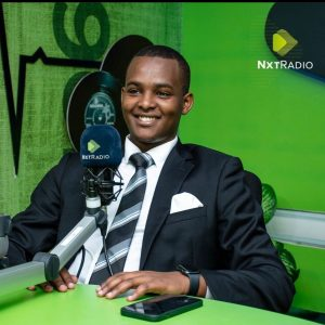 Canary Mugume Nxt Radio